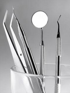 basic dental instruments